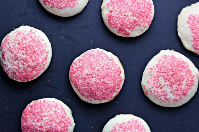 Drop Sugar Cookies  Drop Sugar Cookies Mindy s Cooking Obsession