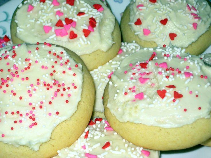 Drop Sugar Cookies  Grandmas Best Drop Sugar Cookies
