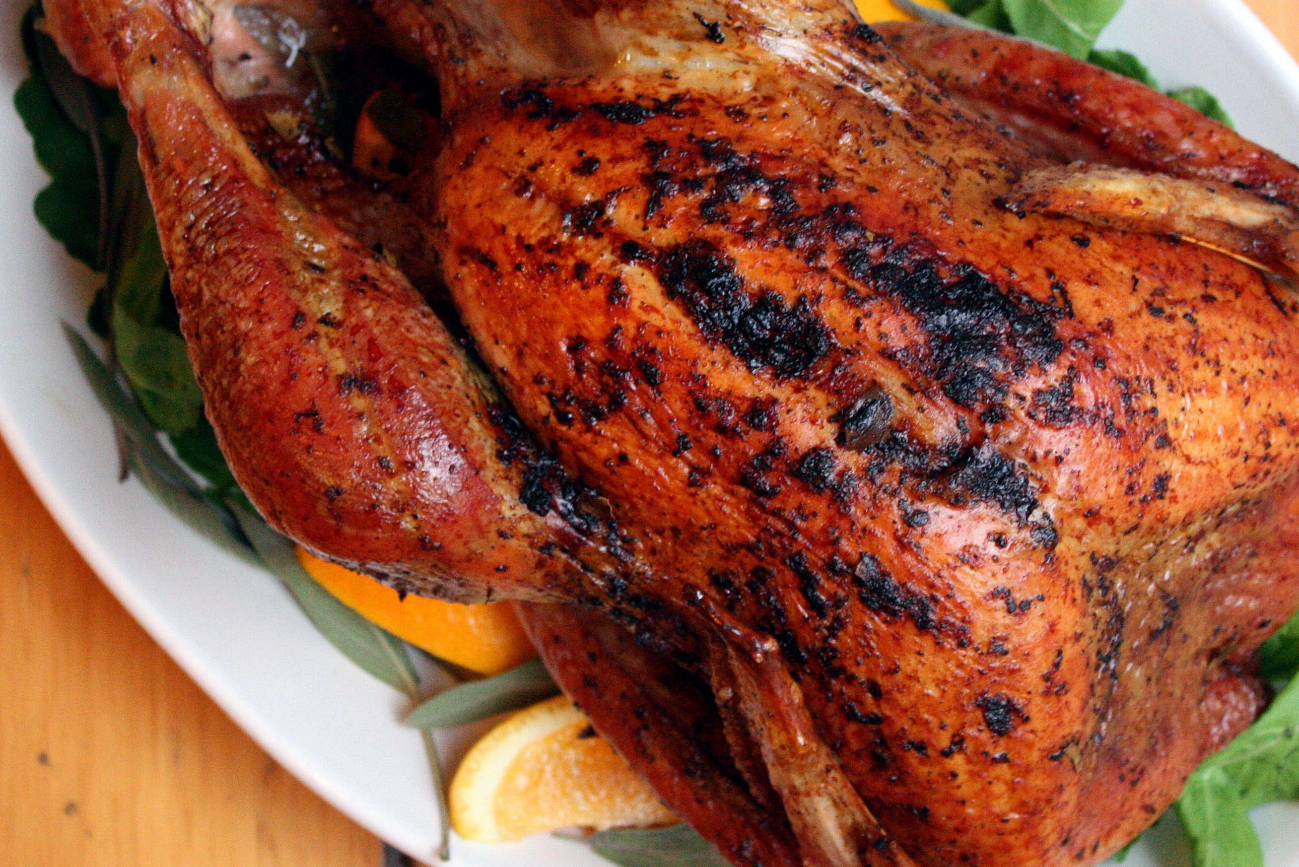 Dry Brine Turkey Recipe  Dry Brined Roasted Turkey