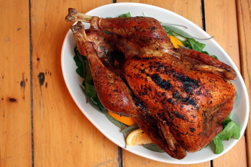 Dry Brine Turkey Recipe  Dry Brined Roasted Turkey Recipe Hearth