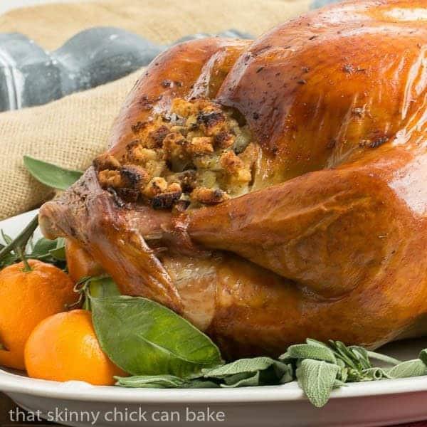 Dry Brine Turkey Recipe  Dry Brined Turkey