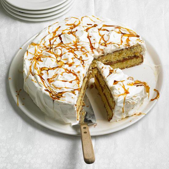 Dulce De Leche Desserts  Dulce de Leche Cake