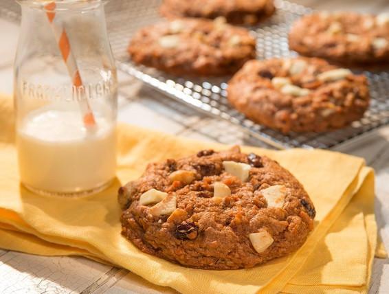 Duncan Hines Cake Mix Cookies  Recipe White Chocolate Chunk Carrot Cake Cookies