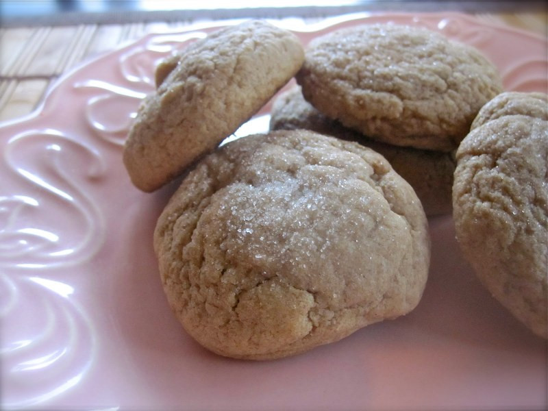Duncan Hines Cake Mix Cookies  Spice Cake Cookies