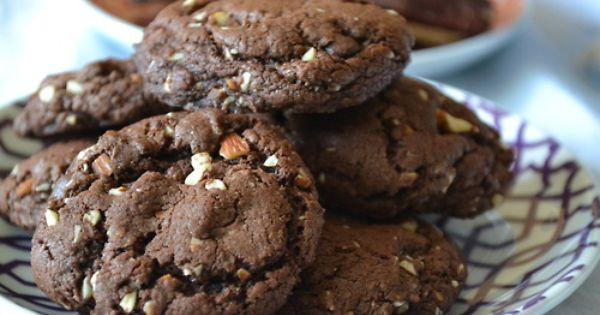 Duncan Hines Cake Mix Cookies  Duncan Hines Devil s Food Fudge Cookies Cake Mix Cookies