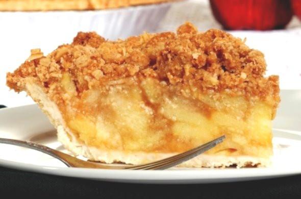 Dutch Apple Pie Crumb Topping  What pie is your favorite Sit s line Message Boards