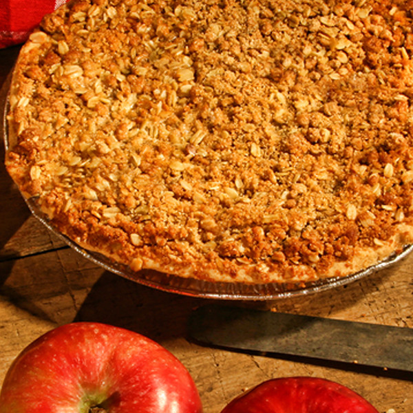 Dutch Apple Pie Crumb Topping  Dutch Apple Crumb Pie Recipe