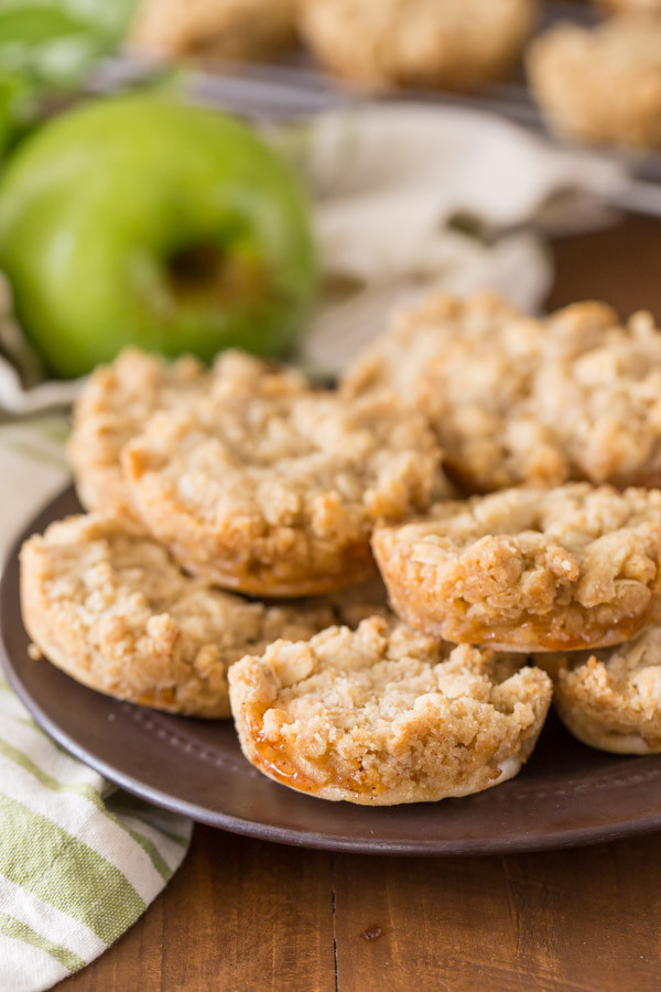 Dutch Apple Pie Crumb Topping  Dutch Apple Pie Cookies Lovely Little Kitchen