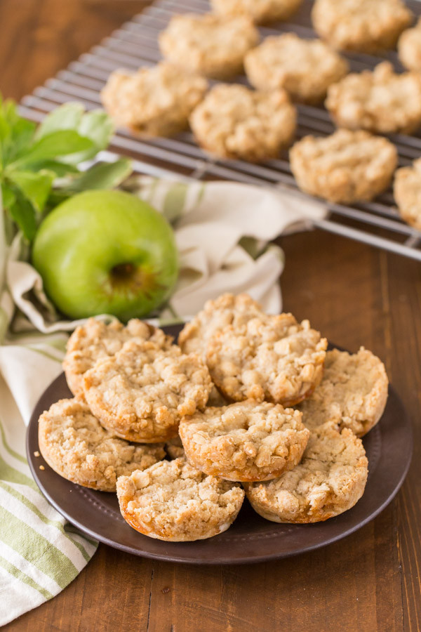 Dutch Apple Pie Topping  Dutch Apple Pie Cookies Lovely Little Kitchen