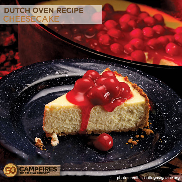 Dutch Oven Dessert Recipes  dutch oven thanksgiving desserts