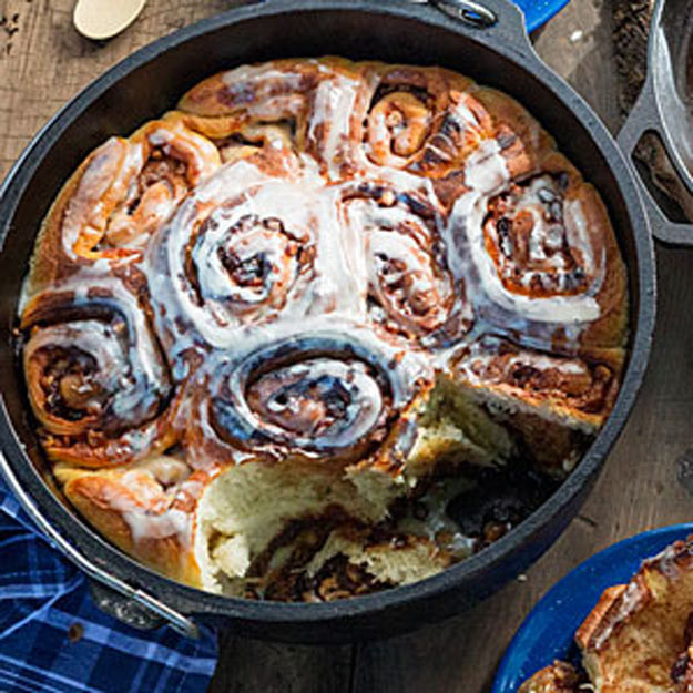 Dutch Oven Desserts Camping  13 Dutch Oven Recipes For Cooking Outdoors