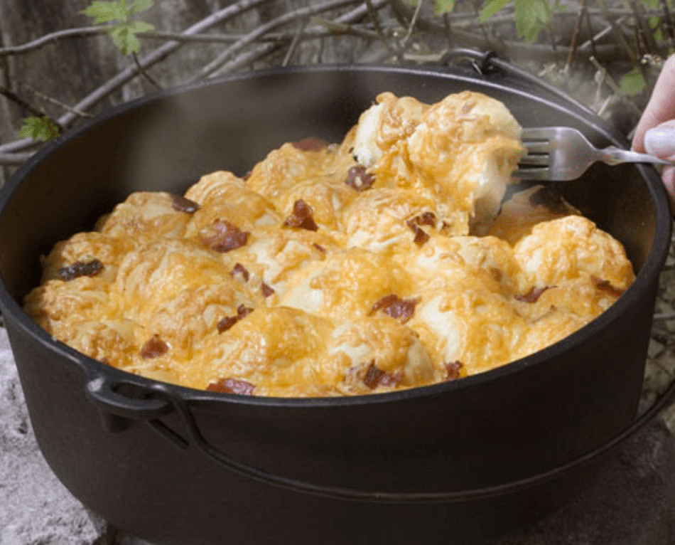 Dutch Oven Desserts Camping  6 of the Best Camping Breakfast Recipes RVing