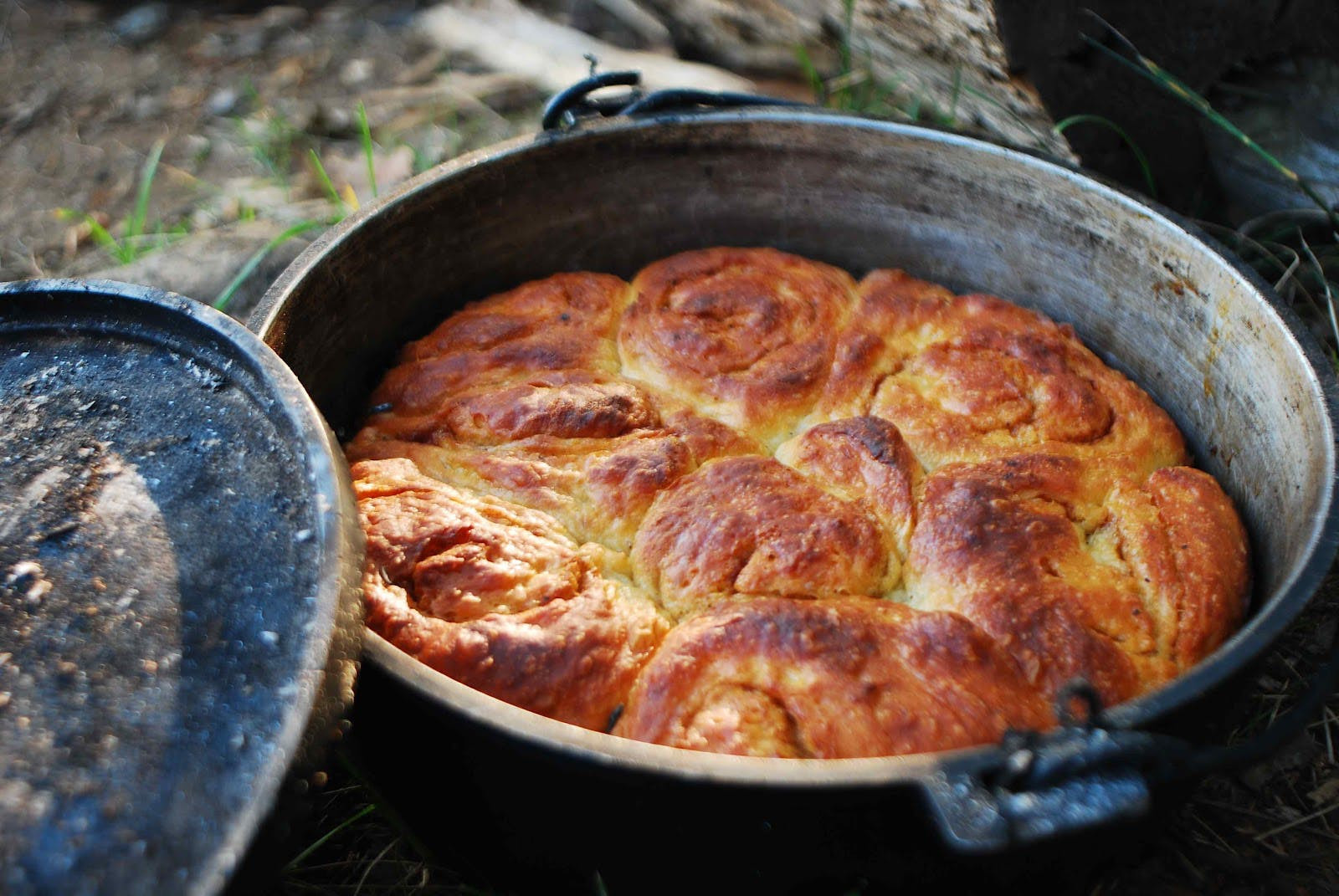 Dutch Oven Desserts Camping  From Campfire Cooking to Cassoulet 22 Delish Dutch Oven