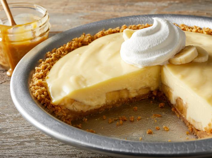 Eagle Brand Pumpkin Pie  Eagle Brand Banana Cream Pie