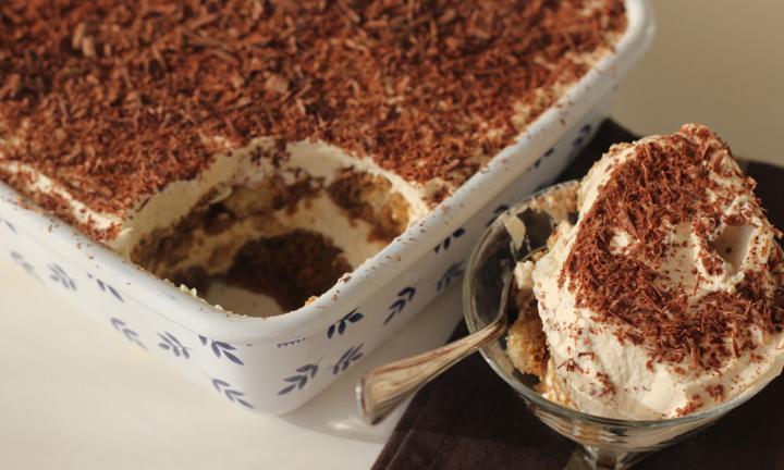 Easiest Desserts To Make  How to make easy tiramisu Kidspot