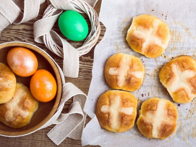Easter Bread Recipe  Easter Bread Recipes CDKitchen