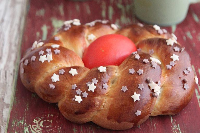 Easter Bread Recipe  Italian Easter bread recipe Great British Chefs