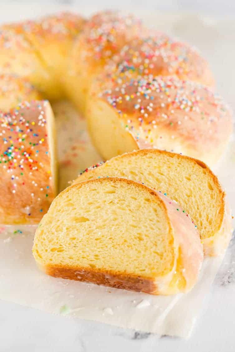 Easter Bread Recipe  Italian Easter Bread Recipe