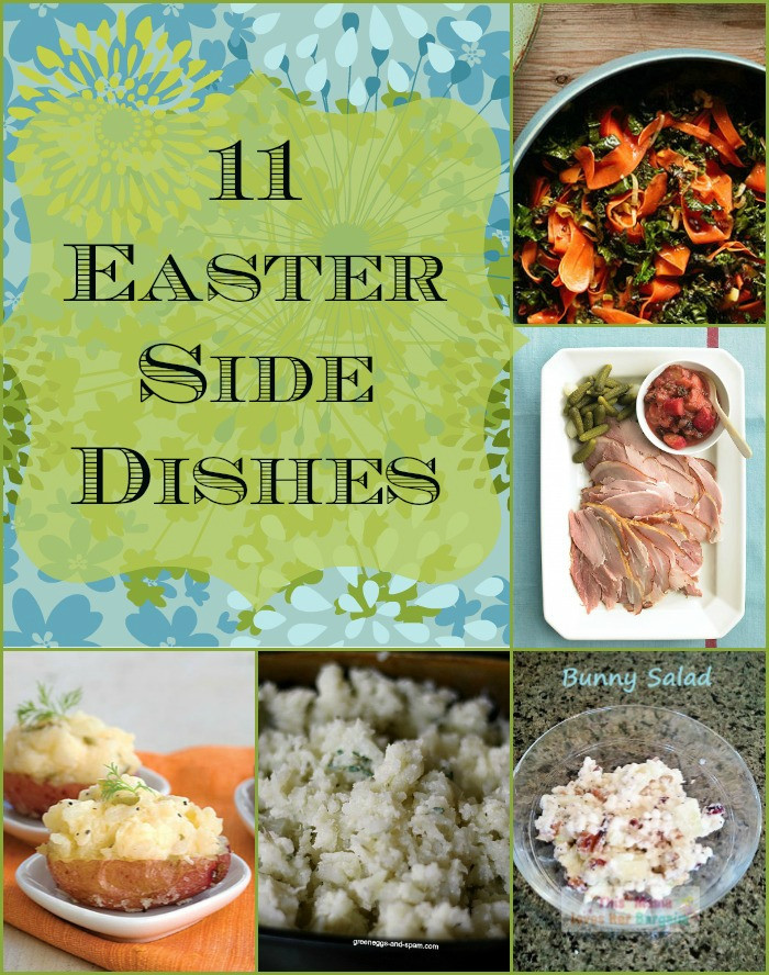 Easter Brunch Side Dishes  11 Easter Side Dishes to Consider Cooking in Bliss