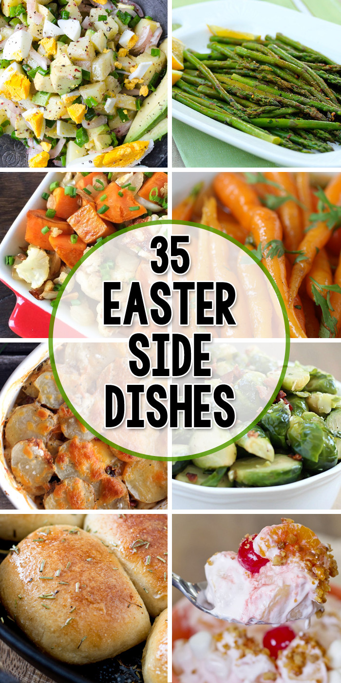 Easter Brunch Side Dishes  35 Side Dishes for Easter Yellow Bliss Road