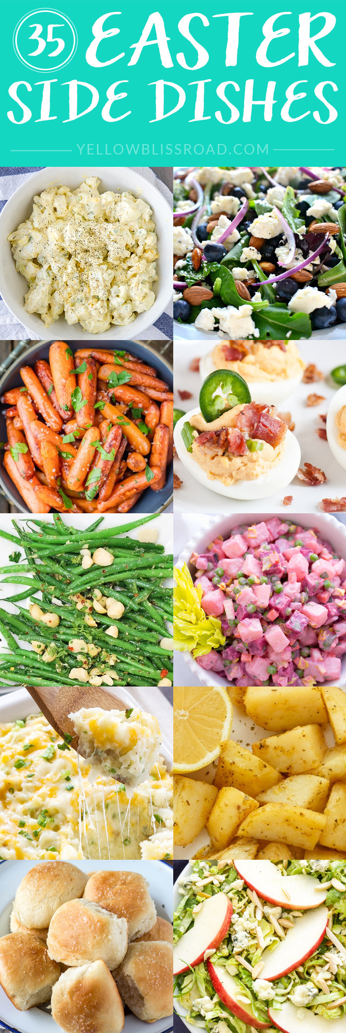 Easter Brunch Side Dishes  Easter Side Dishes More than 50 of the Best Sides for