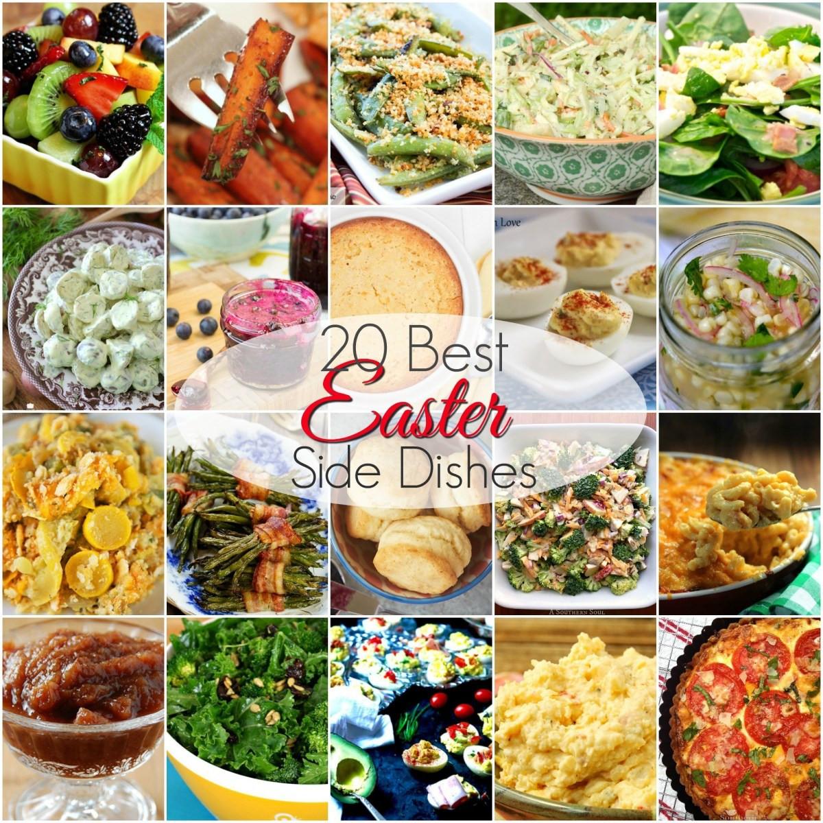 Easter Brunch Side Dishes  20 BEST Easter Side Dishes