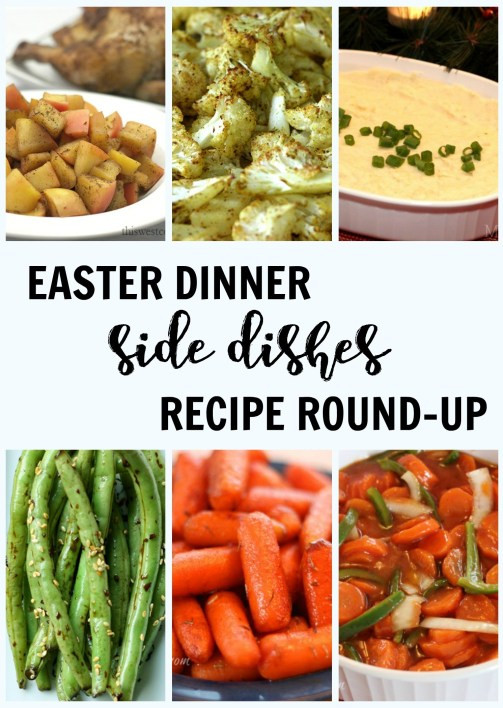 Easter Brunch Side Dishes  Easter Dinner Side Dishes Recipe Round Up Modern Mama
