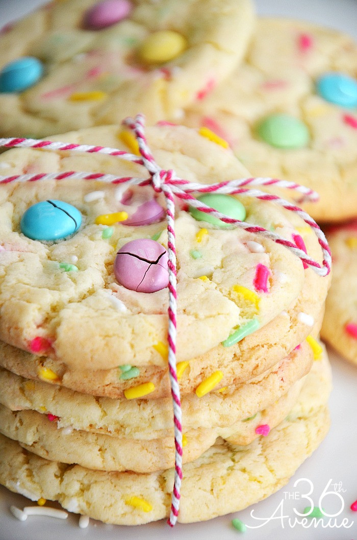 Easter Dessert Recipes  25 Easter Recipes Easter Desserts The 36th AVENUE
