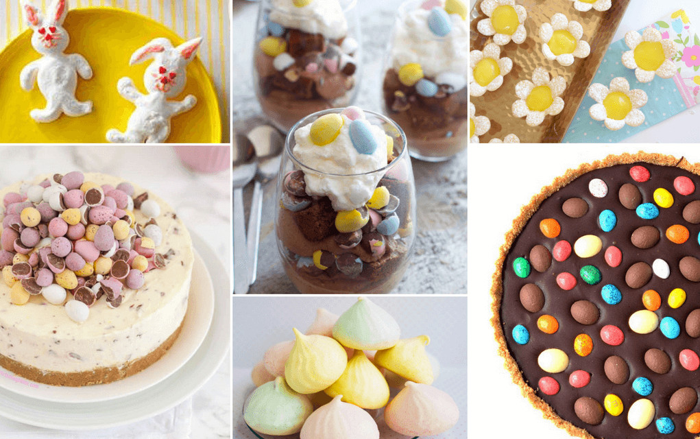 Easter Desserts 2018  Celebrate Spring with 20 Fun and Easy Easter Desserts