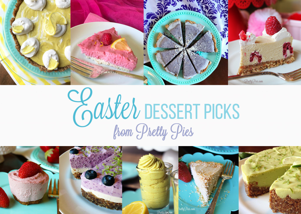Easter Desserts 2018  Dairy Free Gluten Free Easter Dessert Picks from Pretty