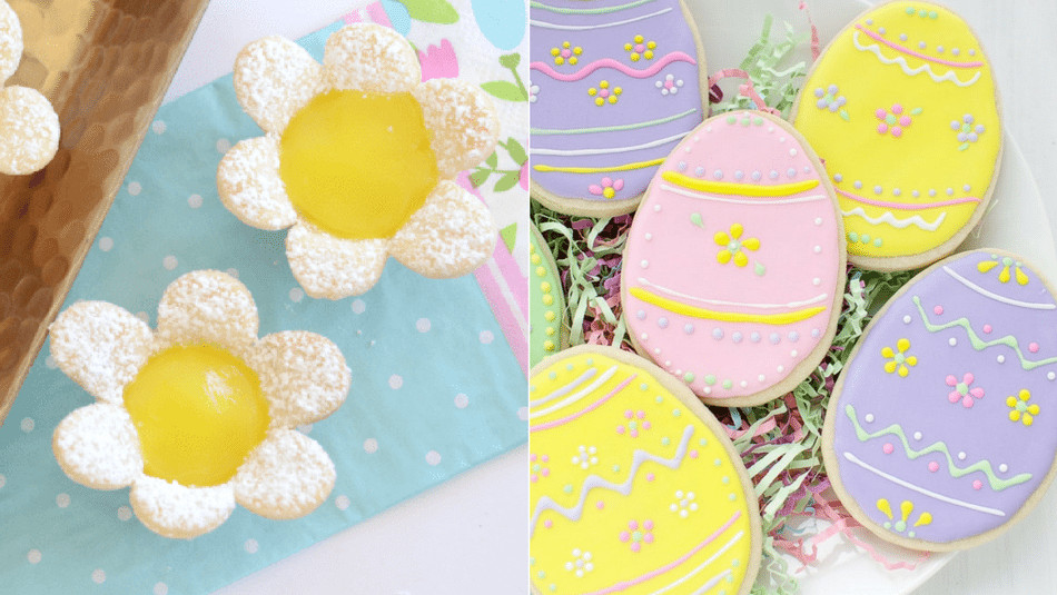 Easter Desserts 2018  The 12 Easter Desserts That Sit Pretty on Any Sunday Table