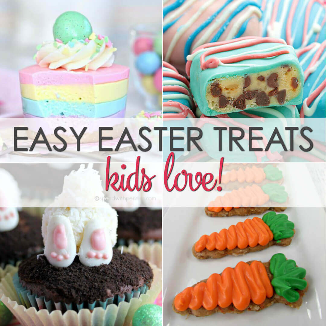 Easter Desserts 2018  Easter Treats Recipes Kids Love