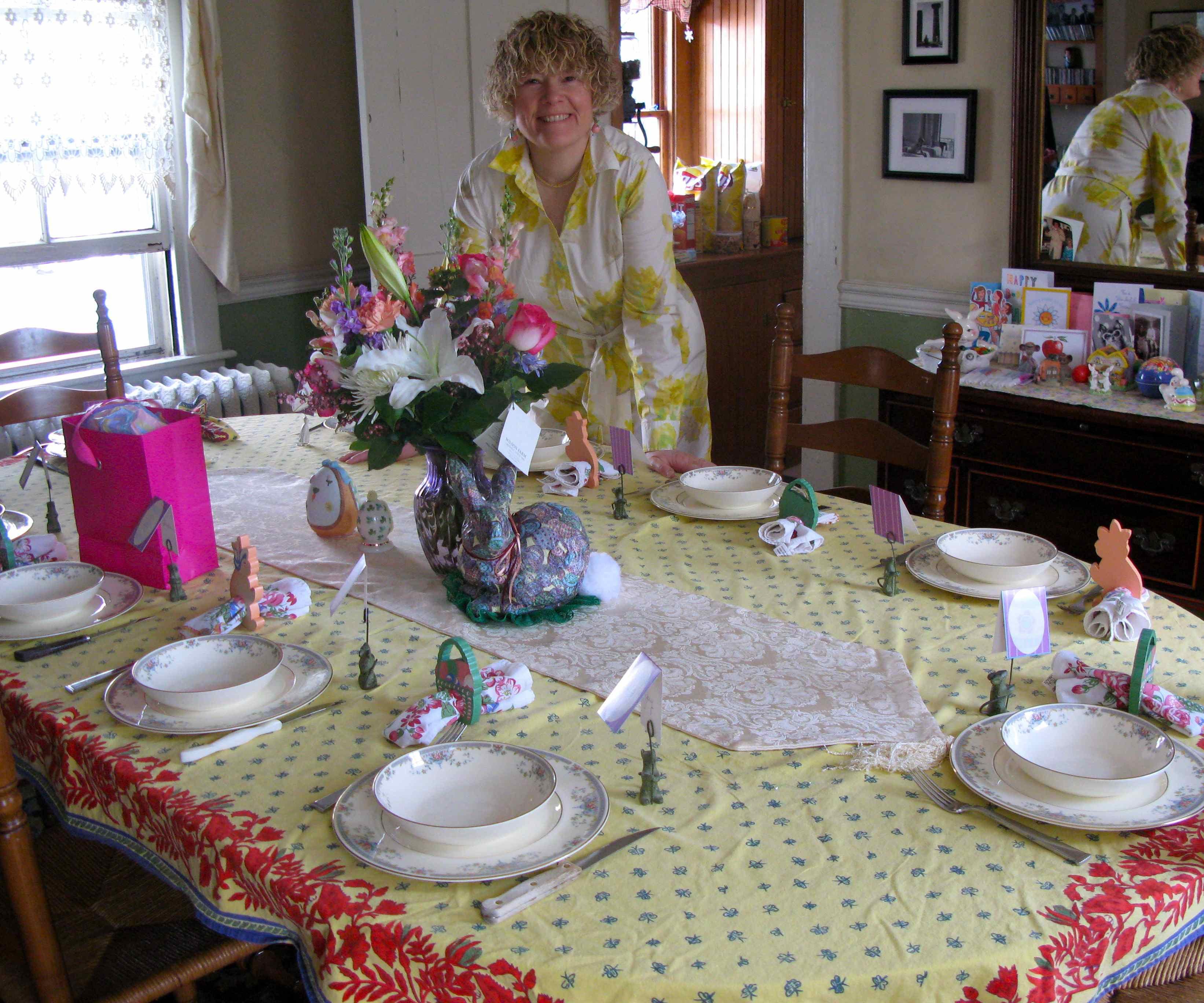 Easter Dinner Restaurants  Easter Dinner In The Dining Room Myrecipes