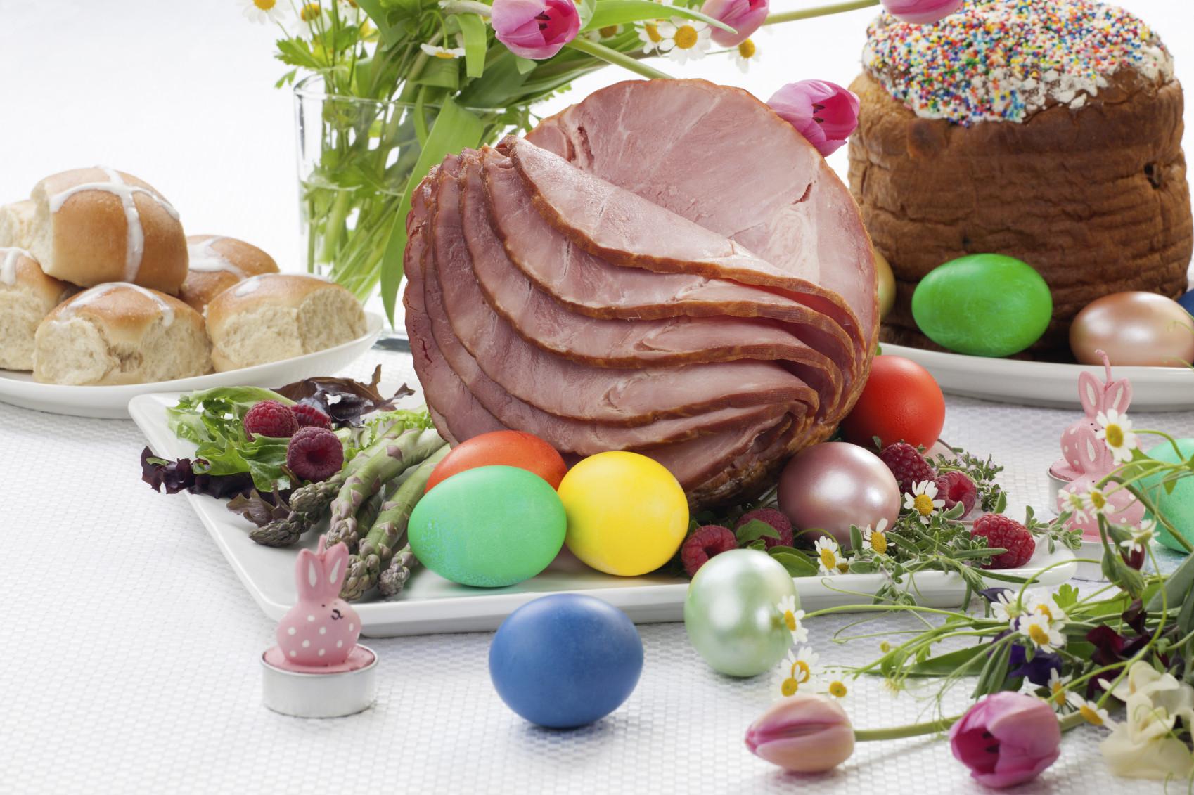 Easter Dinner Restaurants  Tips For Making An Easter Ham
