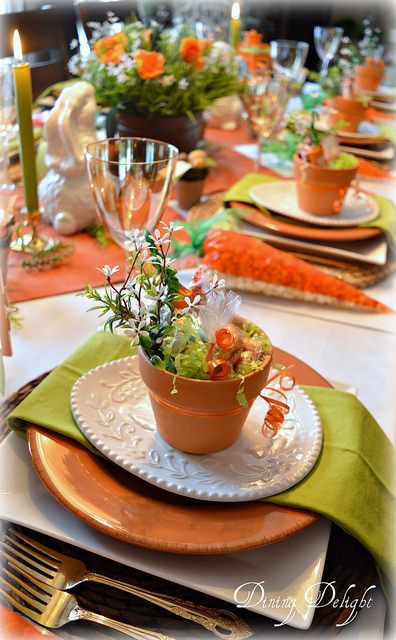 Easter Dinner Restaurants  17 Best images about Easter Spring Tablescapes on