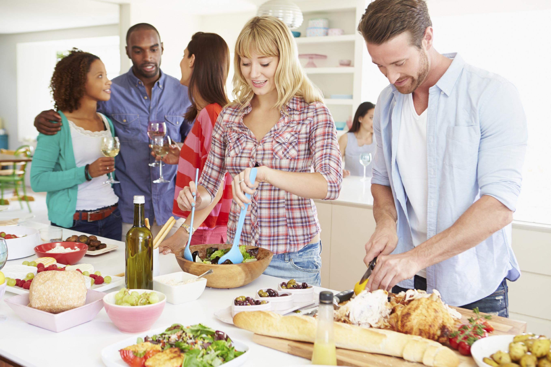 Easter Dinner Restaurants  Easter Dinner Preparation Tips