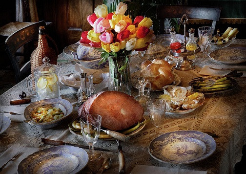 Easter Dinner Restaurants  Easter Recipes and Menu Ideas from Real Restaurant Recipes