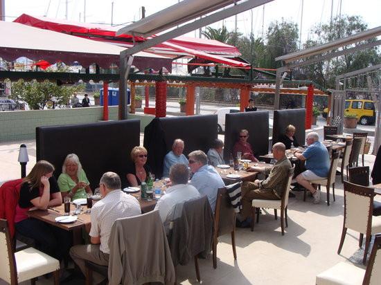 Easter Dinner Restaurants  Easter sunday dinner at Dajazar Picture of Ponz Bar