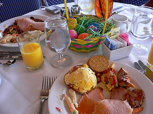 Easter Dinner Restaurants  Easter Brunch A Fine Louisville Tradition
