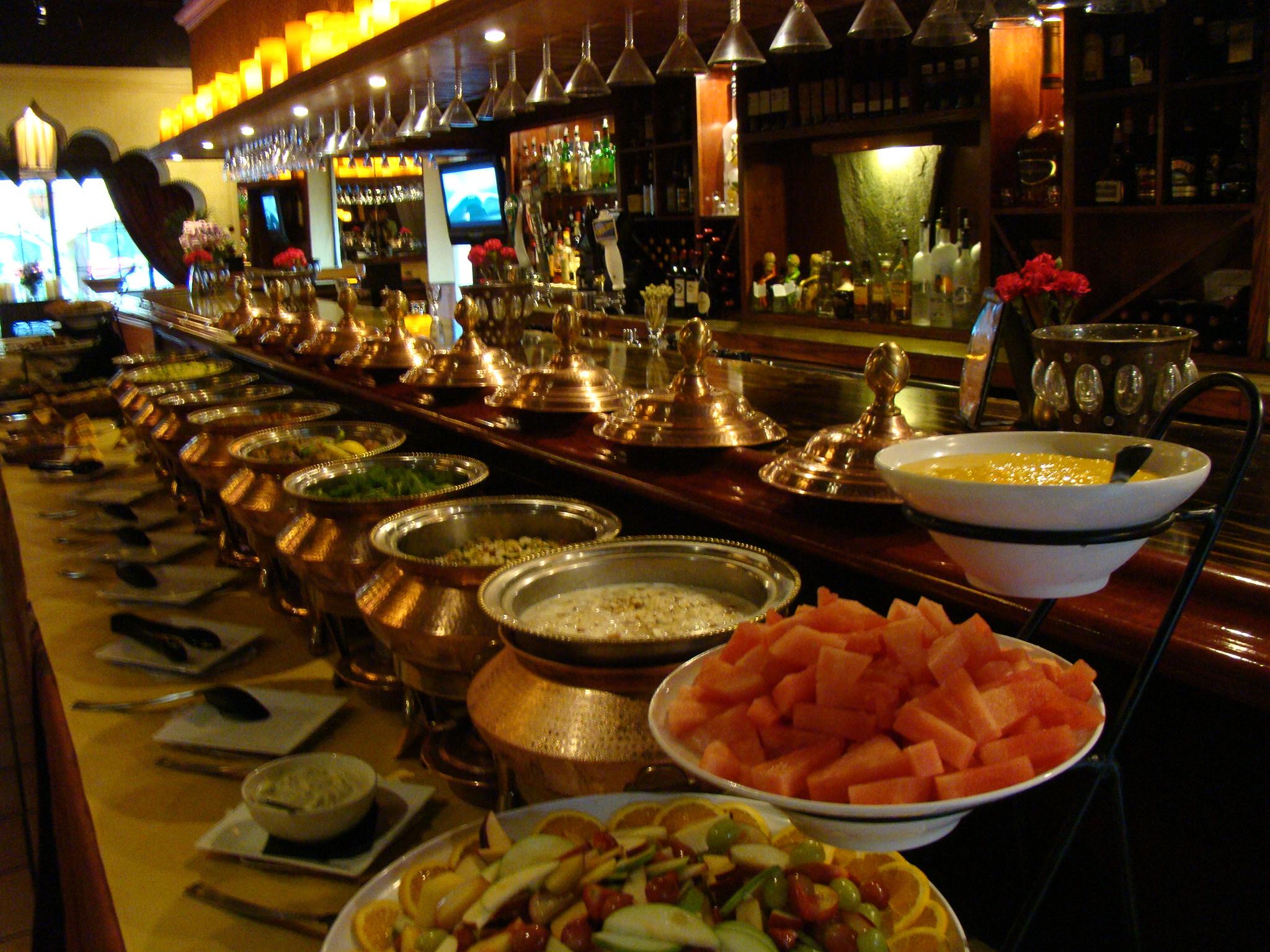 Easter Dinner Restaurants  GoingOut India Restaurant Event Easter Buffet Brunch
