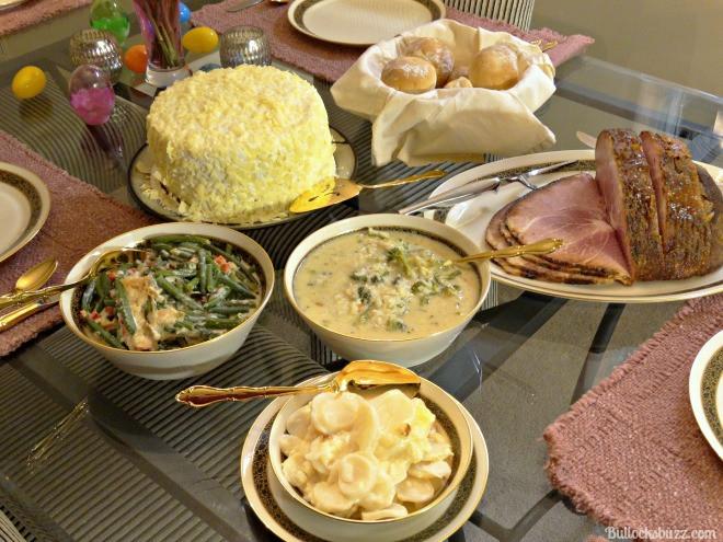 Easter Ham Dinner  Enjoy Easter Dinner with HoneyBaked Ham Money Saving