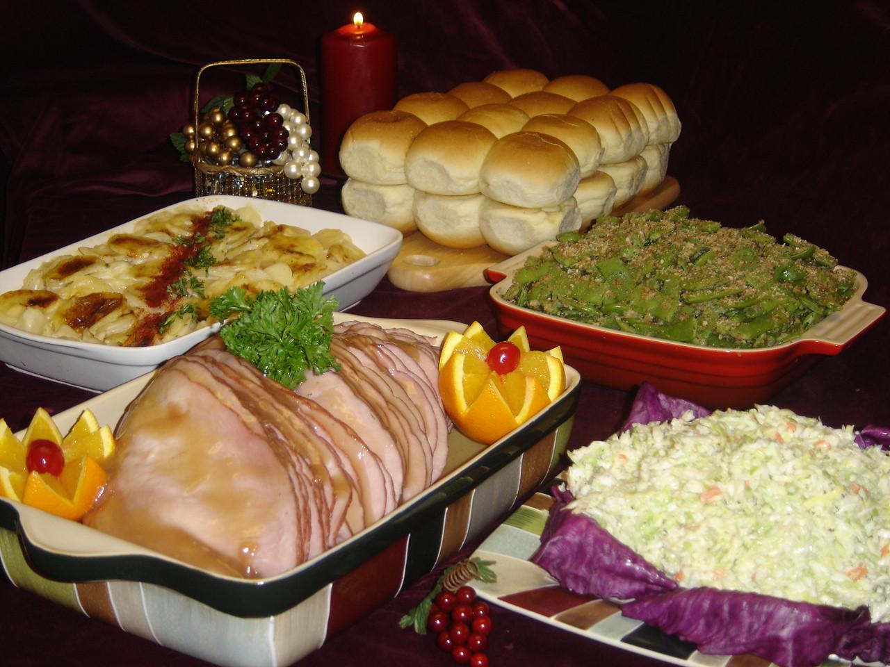 Easter Ham Dinner  Hop into Schiff's for Easter Dinner made easy