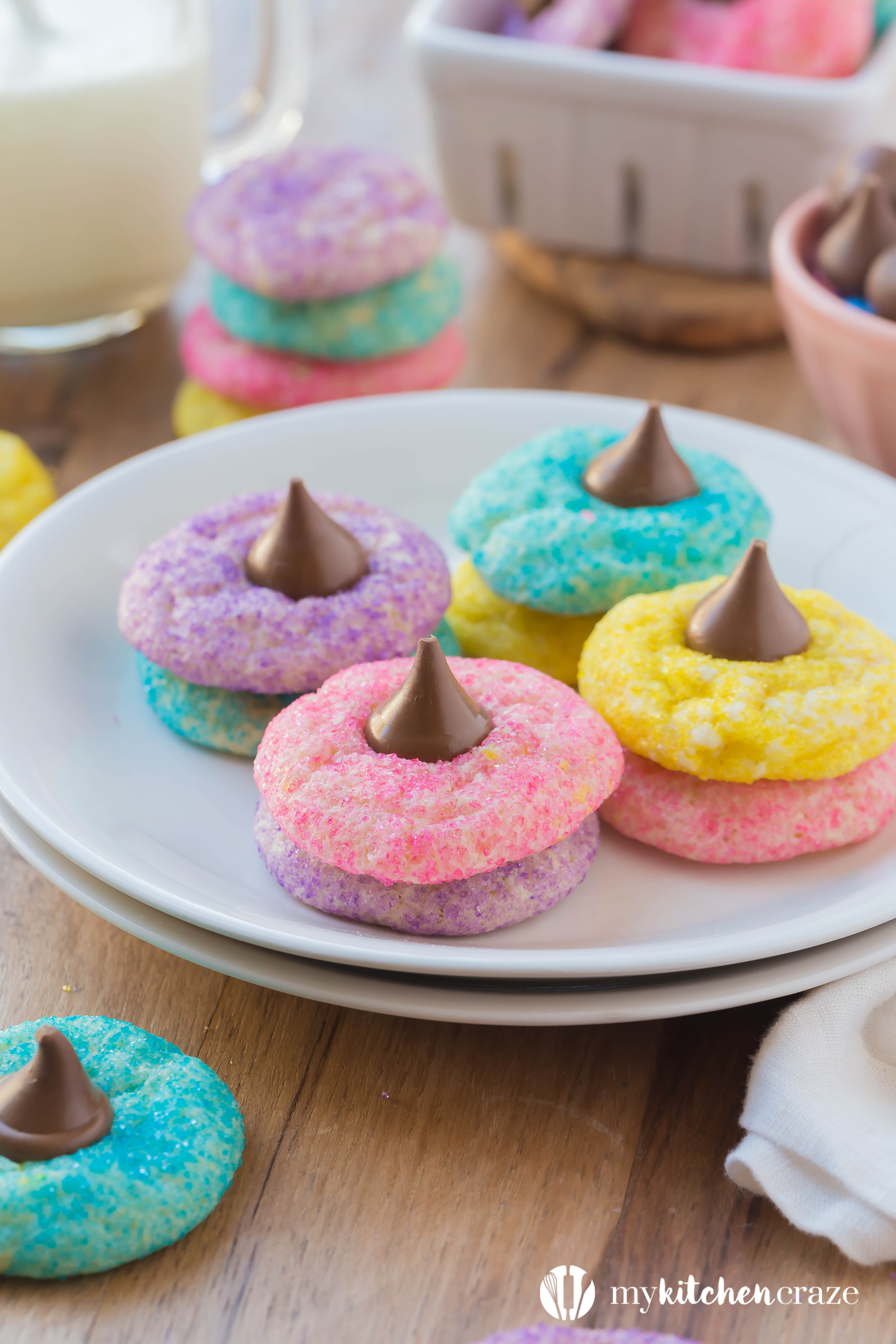 Easter Sugar Cookies  Easter Blossom Sugar Cookies Recipe Video My Kitchen Craze