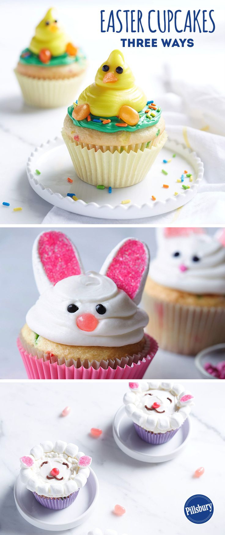 Easter Themed Desserts  51 best Easter Desserts images on Pinterest
