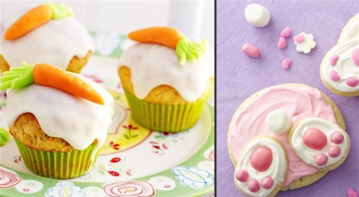 Easter Themed Desserts  Cute Easter Desserts 7 Cute Easter Desserts You ll Have