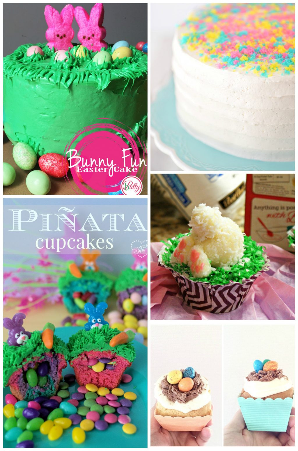 Easter Themed Desserts  Top 10 Easter Themed Desserts Crafty Mama in ME