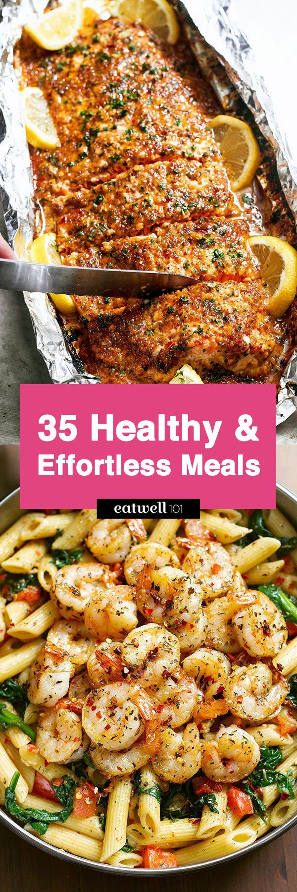 Easy And Healthy Dinner Recipes  43 Low Effort and Healthy Dinner Recipes — Eatwell101