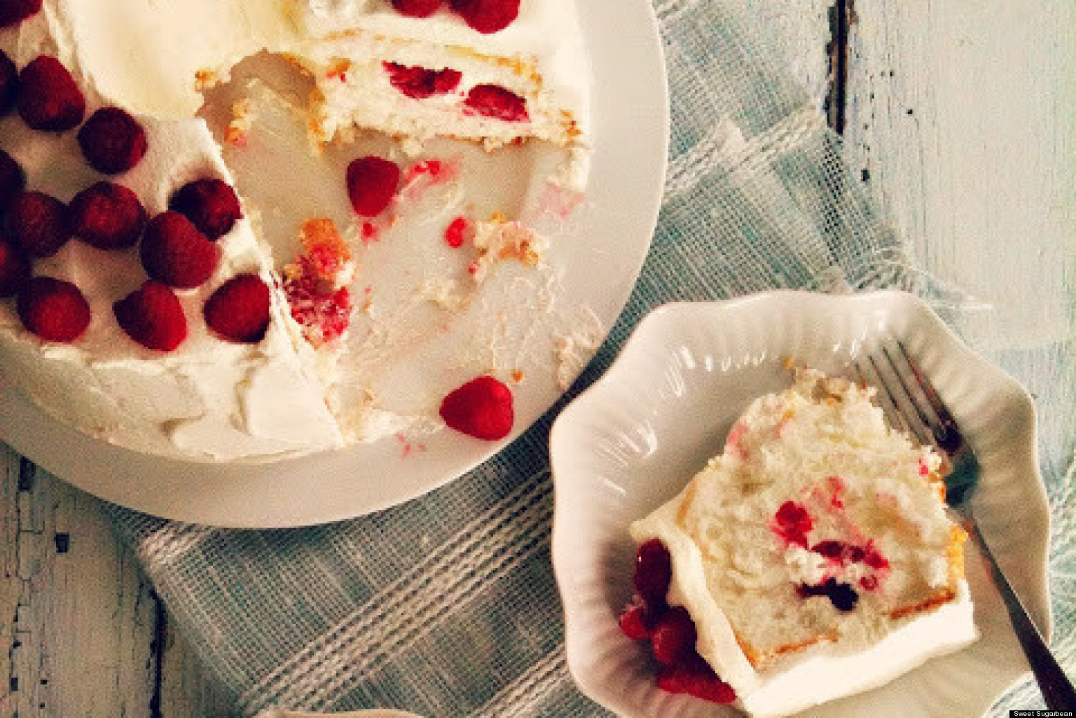 Easy Angel Food Cake Recipe  Angel Food Cake Recipes Plus Delicious Things To Make