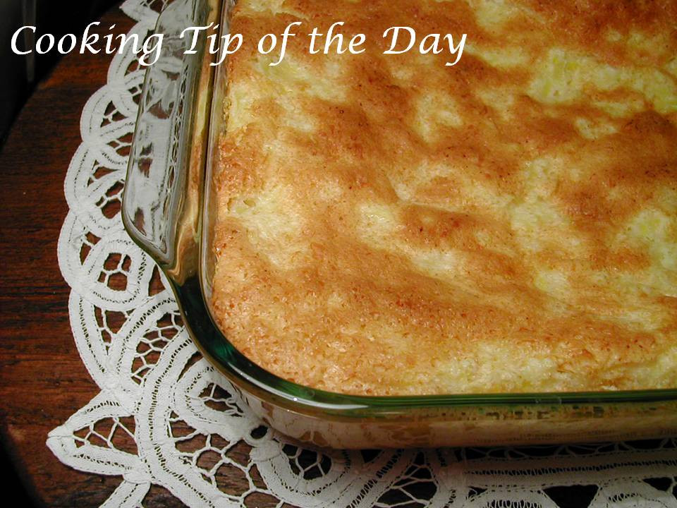 Easy Angel Food Cake Recipe  Cooking Tip of the Day Recipe Easy Pineapple Angel Food Cake