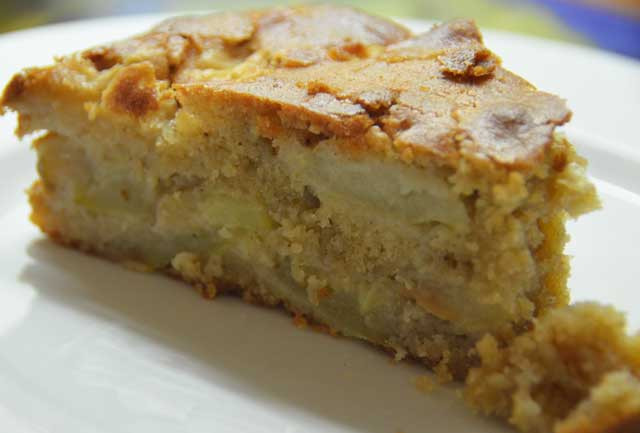 Easy Apple Cake Recipe  Easy Apple Cake Recipe Perfect Way To Cook Apples